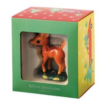 Royal Doulton Nostalgic Christmas Decorations Reindeer