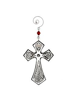 Christmas 2016: Annual Cross Ornament