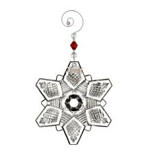 Waterford Christmas 2016 Snowcrystal Ornament