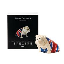 Royal Doulton New jack the bulldog - 007 - spectre
