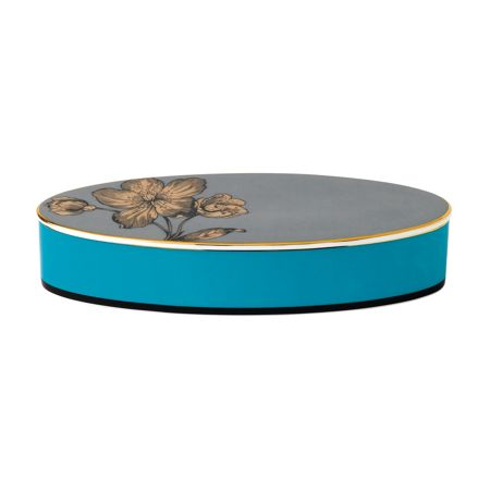 Wedgwood Vibrance Oval Lidded Box