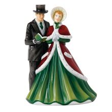 Royal Doulton Carolers God Rest Ye Merry Gentlemen