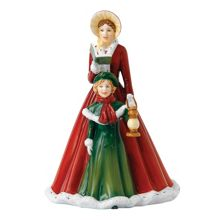 Royal Doulton Carol Singers O Little Town of Bethlehem