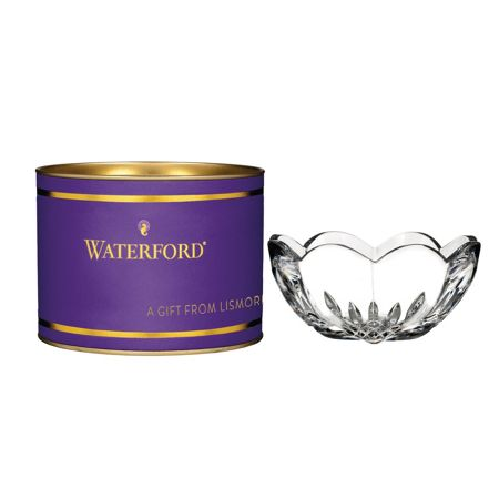 Waterford Giftology heart bowl