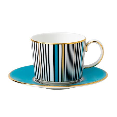 Wedgwood Vibrance espresso cup & saucer