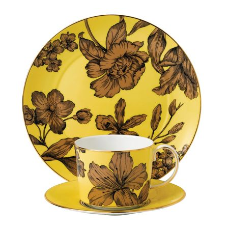 Wedgwood Vibrance 3-piece set yellow