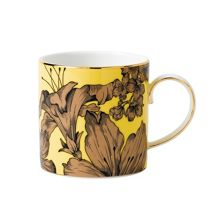 Wedgwood Vibrance mug yellow