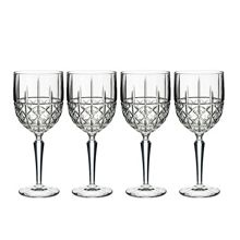 Waterford Marquis brady white wine - set of 4
