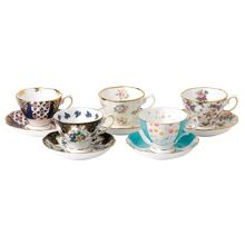 Royal Albert 100 years 10 piece set (1900-1940)