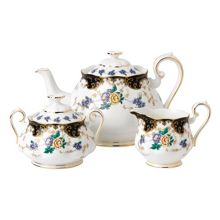 Royal Albert 100 years 1910 duchess 3 piece set