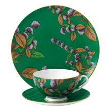 Wedgwood Tea garden green tea & mint 3-piece set