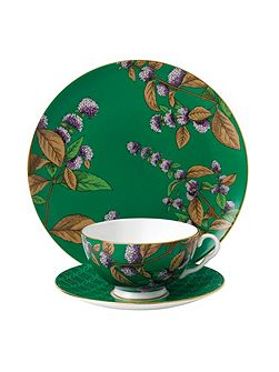 Tea garden green tea & mint 3-piece set