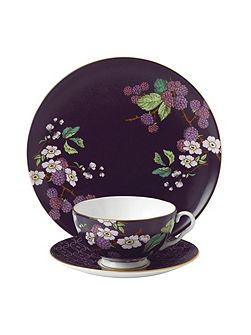 Tea garden blackberry & apple 3-piece set
