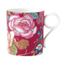 Wedgwood Tea garden raspberry mug