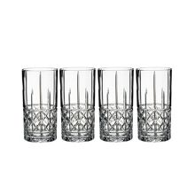 Waterford Marquis brady hi-ball - set of 4