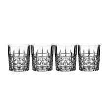 Waterford Marquis brady double old fashioned - set of 4