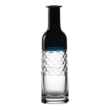 Waterford Half & Half Teal Water Bottle