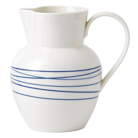 Royal Doulton Pacific pitcher, lines