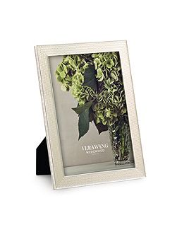 Vera wang with love nouveau pearl photo frame