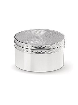 Vera Wang With Love Silver Treasure Box