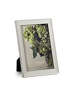 Wedgwood Vera wang with love nouveau silver photo