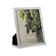 Wedgwood Vera wang with love nouveau silver photo frame 8x