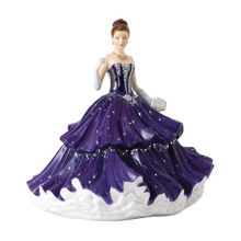 Royal Doulton Crystal Ball Graceful Promenade