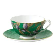 Wedgwood Tea garden green tea & mint 2-piece set