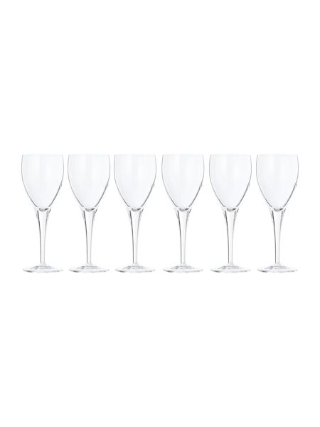 Michelangelo White wine glasses set of 4
