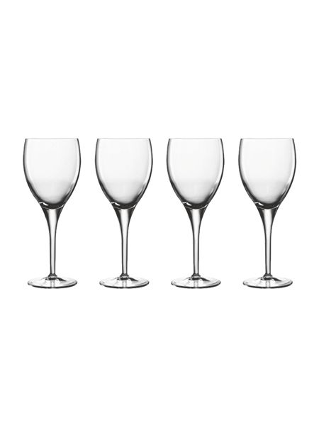 Michelangelo Red wine glasses set of 4