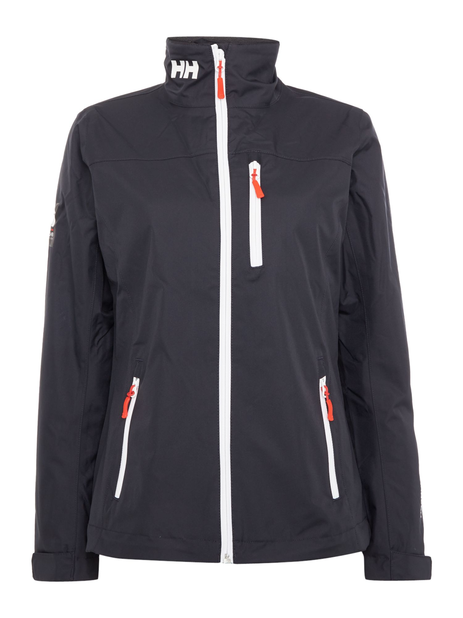 Helly Hansen Crew Midlayer Jacket, Blue