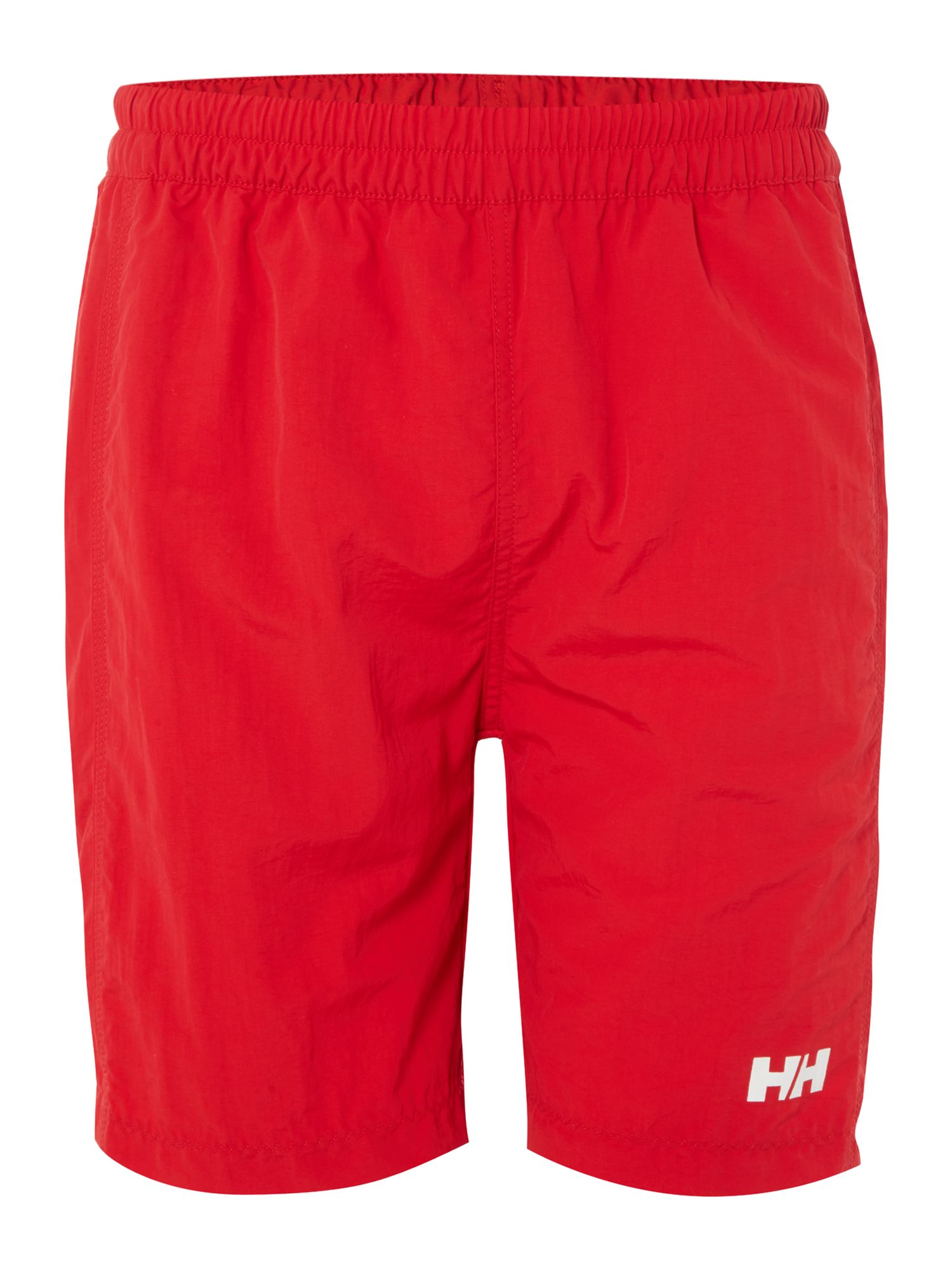Mens Helly Hansen Carlshot swim Shorts Valentino Red