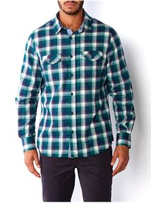 Helly Hansen Marstrand flannel shirt