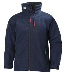 Helly Hansen Kids jr crew midlayer jacket
