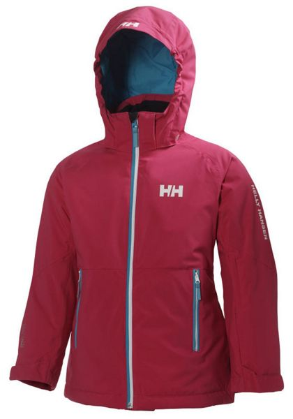 Helly Hansen Girls jr domino jacket