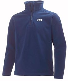 Helly Hansen Kids jr daybreaker 1/2 zip fleece