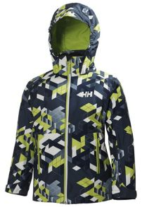 Helly Hansen Boys jr domino print jacket