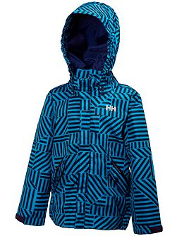 Boys k jotun print jacket