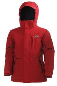 Helly Hansen Boys Jr Falcon Ski Jacket