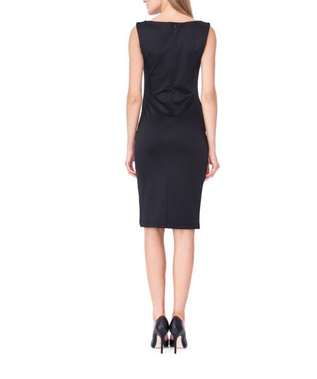 MAIOCCI Collection Sleeveless Block Dress