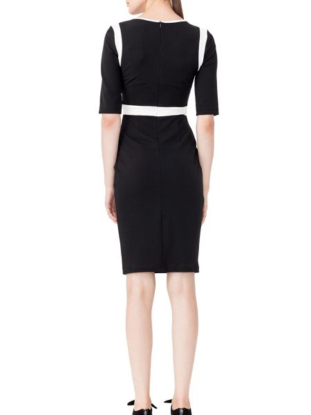 MAIOCCI Collection Bodycon Back Zip Dress