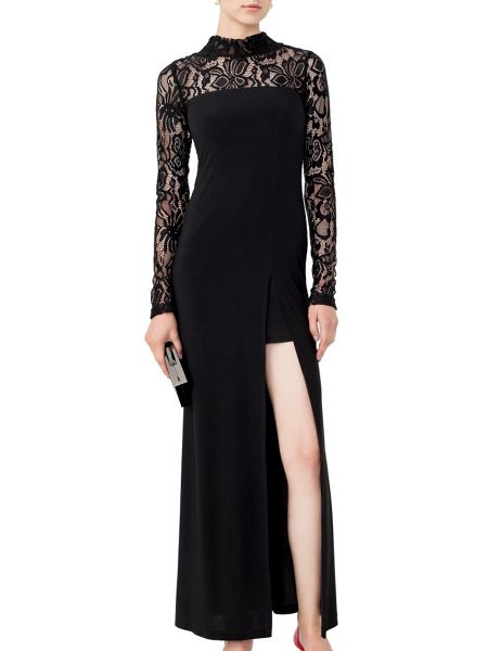 MAIOCCI Collection Lace Detailed Dress