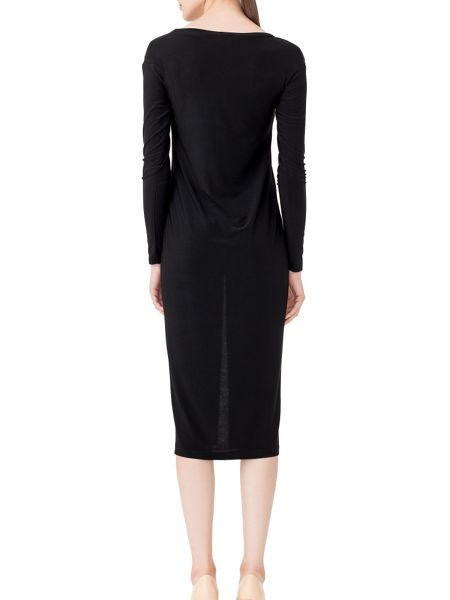 MAIOCCI Collection Bodycon Long Sleeve Dress