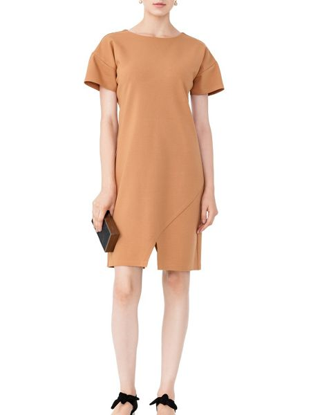 MAIOCCI Collection Regular fit Oversized Short Sleeves Dress