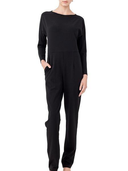 MAIOCCI Collection Stretch Fabric Jumpsuit