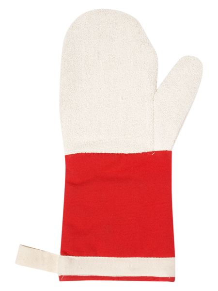 Le Creuset 14 Oven Mitt Red