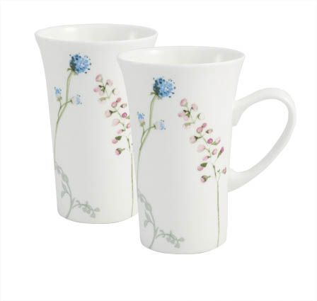 Camille 2 person Latte mugs set