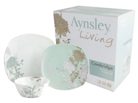 Aynsley Cambridge 12 piece starter set