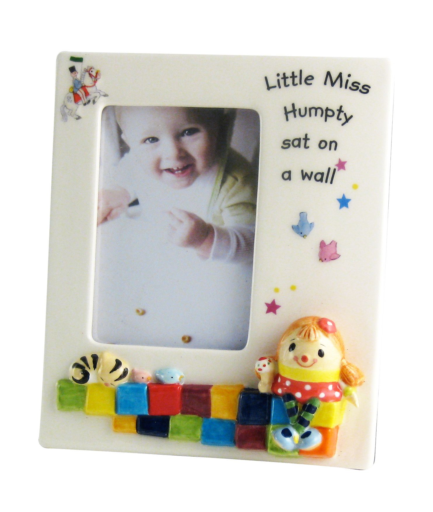 Aynsley Aynsley Miss Humpty photo frame