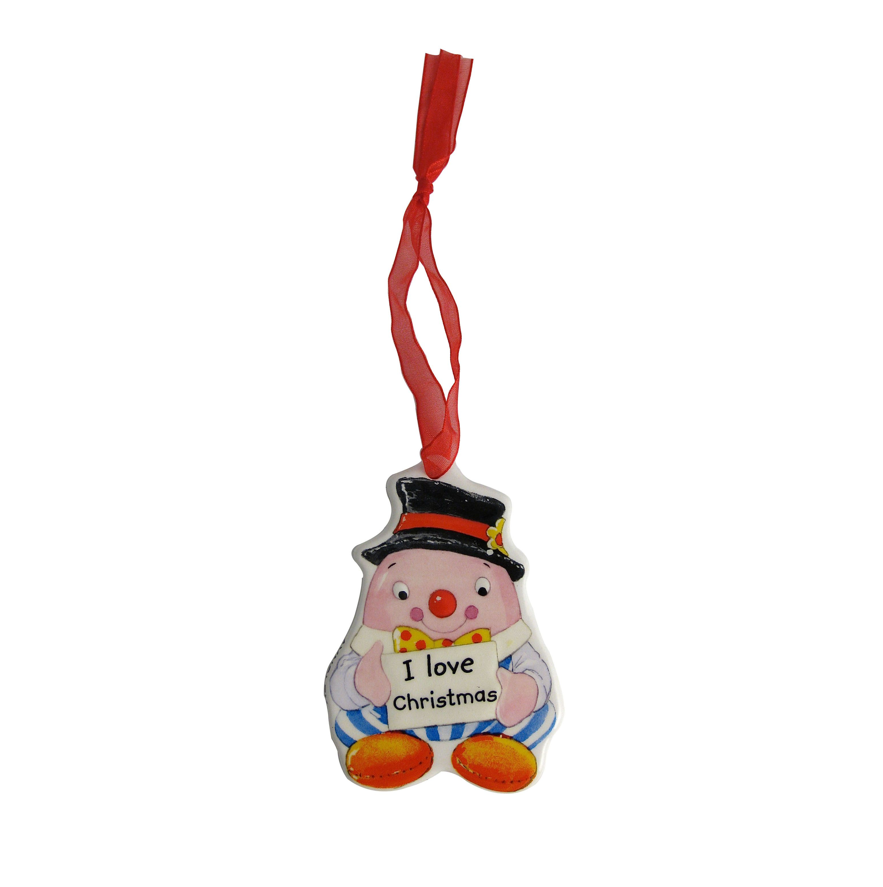 Aynsley Aynsley Humpty Dumpty hanging ornament